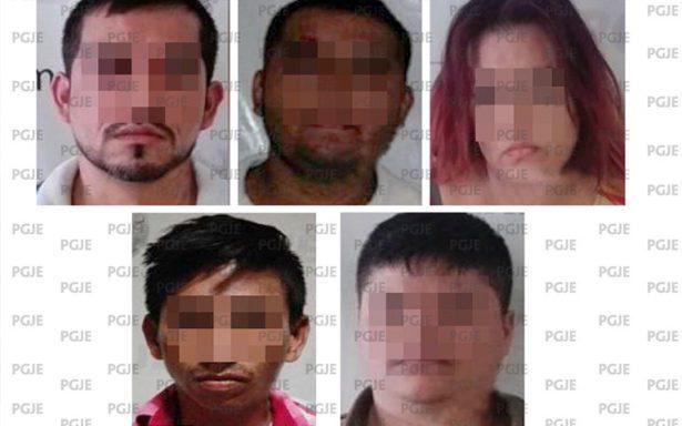 A prisión preventiva los cinco secuestradores de líder cañero