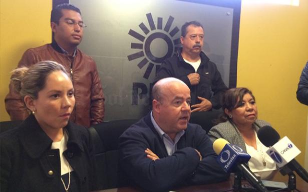 Diputados del PRD no buscarán la reelección