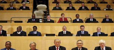 Donald Trump presiona por reforma de la ONU