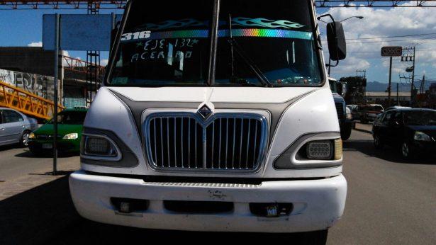 Filtros a la contratación de transporte de personal