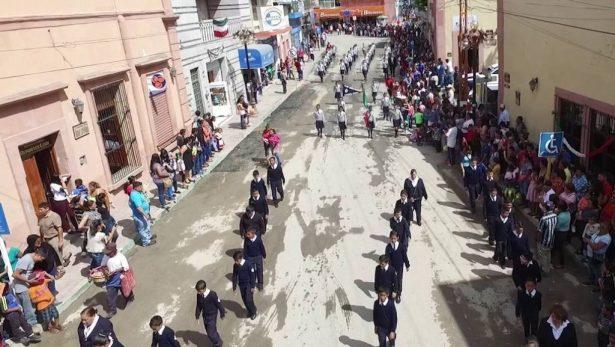 Cerrarán las calles del centro desde el viernes para el desfile del 16 de septiembre