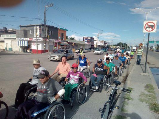 Fortalecen programas de apoyo a personas con discapacidad