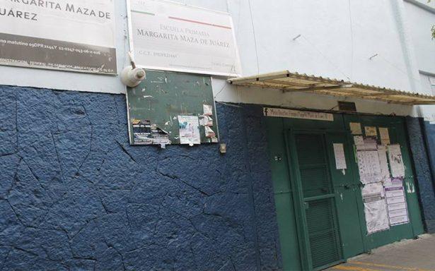Aún sin clases 20 escuelas de la CDMX tras sismo del jueves