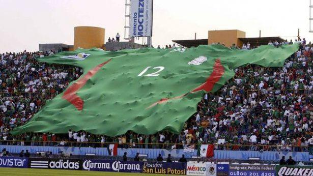 Dan a conocer precios para el partido de México