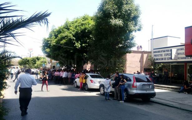 Protección Civil Municipal atiende reportes por sismo