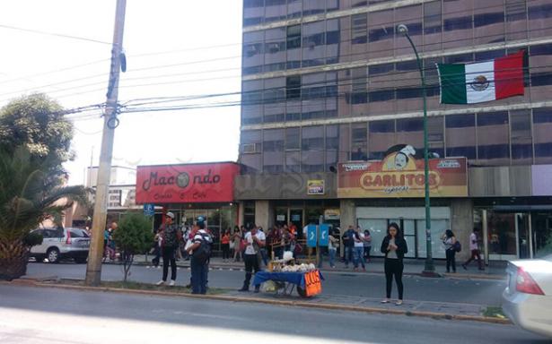 #Actualización [Video] En San Luis Potosí se sintió el temblor