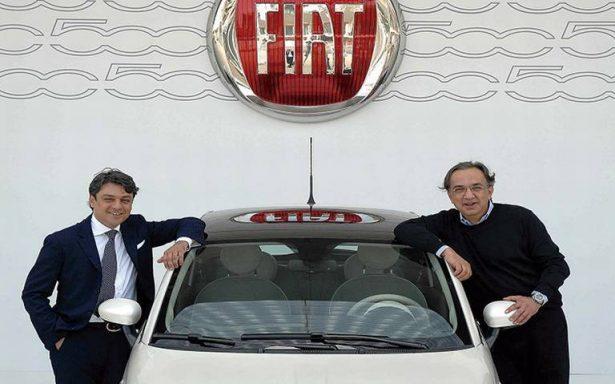 Fiat Chrysler registra durante agosto ventas históricas