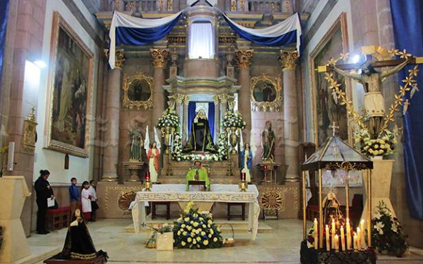 Celebran hoy Fiestas  Patronales de Soledad