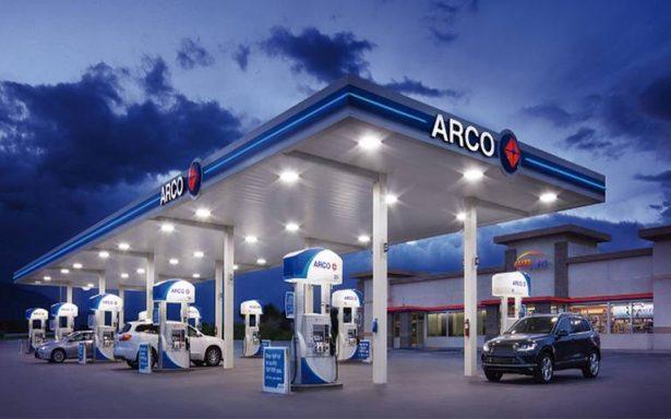 La estación Arco aún no vende combustibles de Estados Unidos