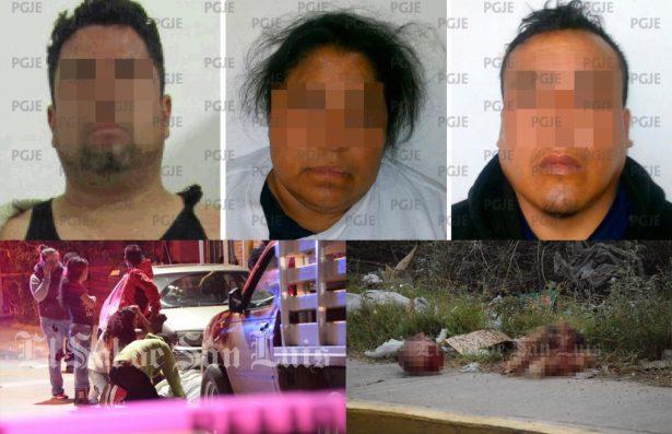 Giran orden de aprehensión a presuntos autores de últimos asesinatos en SLP