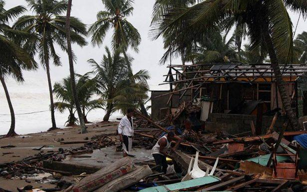 Decretan toque de queda en Florida ante llegada de huracán Irma