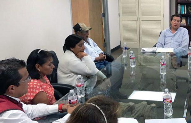 Reciben visa los familiares de potosino fallecido en Houston
