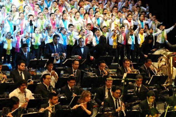 Invitan a participar en la Orquesta Juvenil de Matehuala y el Coro de La Paz