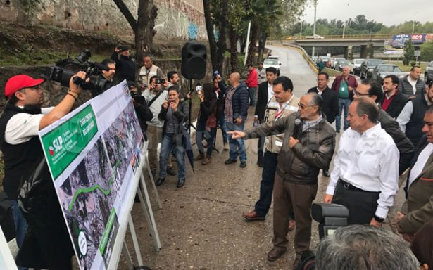 Inauguran de manera formal el Dren Central del Río Santiago