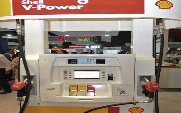 La empresa Shell inaugura estación en el EdoMex