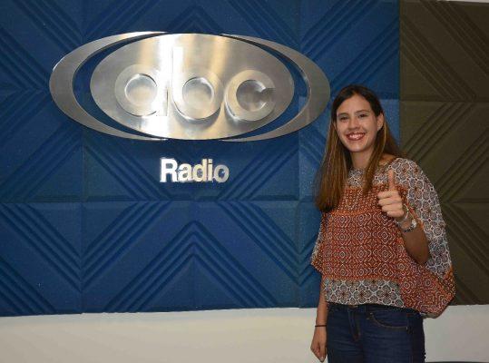 Las medallas producto del trabajo diario: Melissa Oviedo