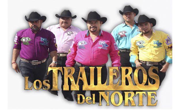"""Lo Traileros del Norte amenizarán """"El Grito"""" este 15 de septiembre"""