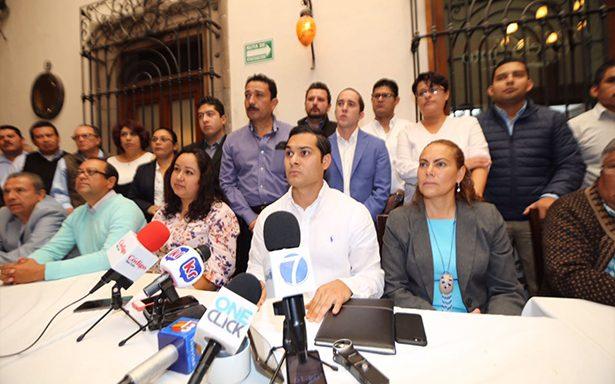 Panistas piden unidad; es momento de consensos, dicen
