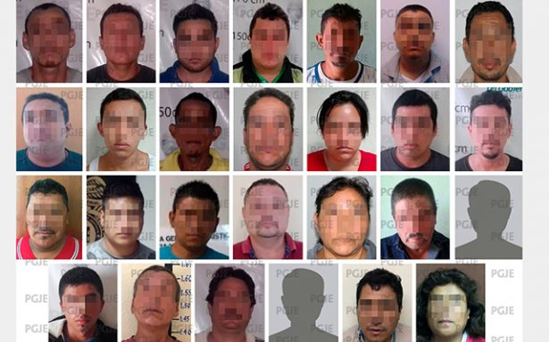 Un total de 27 detenidos en las dos ultimas semanas de septiembre; PME