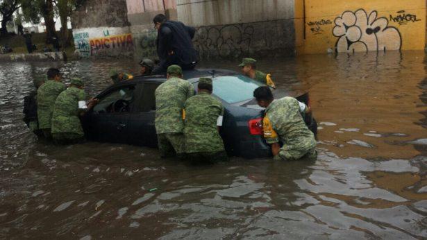 Se implementa Plan DN-III por lluvias