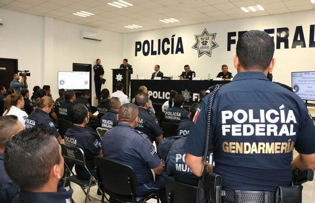 Reclutan para la Policía Federal