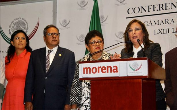PRD y Morena pelean una vicepresidencia