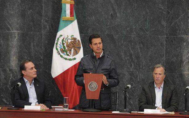 Peña Nieto inaugurará  la Cumbre de Negocios