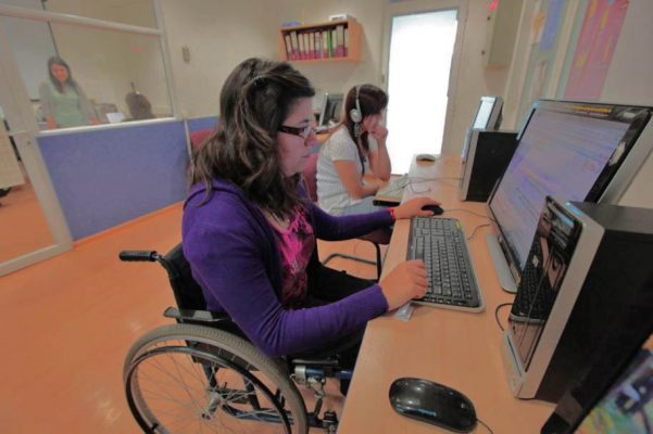 Personas con alguna discapacidad, sin oportunidades de trabajo