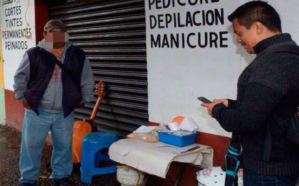 Realizarán censo para conocer situación del ambulantaje