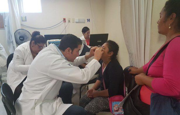 Realizan veintiocho cirugías de labio leporino en niños y niñas de zona media y huasteca