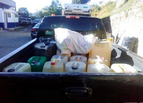 Recuperan 24 vehículos y detienen a 19 presuntos por diversos delitos en una semana