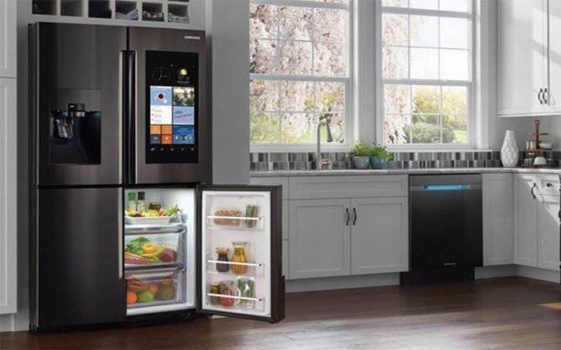 Samsung busca incorporar refrigeradores inteligentes