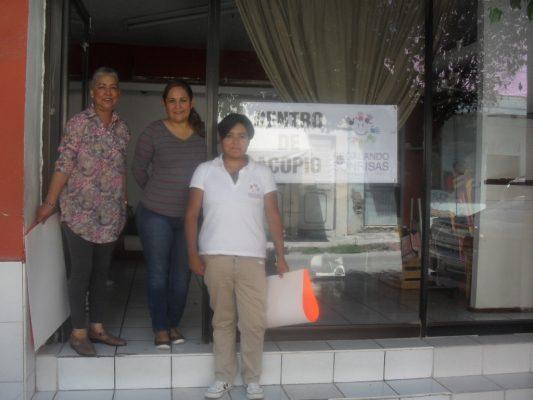 Se multiplican los centros de acopio para damnificados en Tabasco, Chiapas y Oaxaca