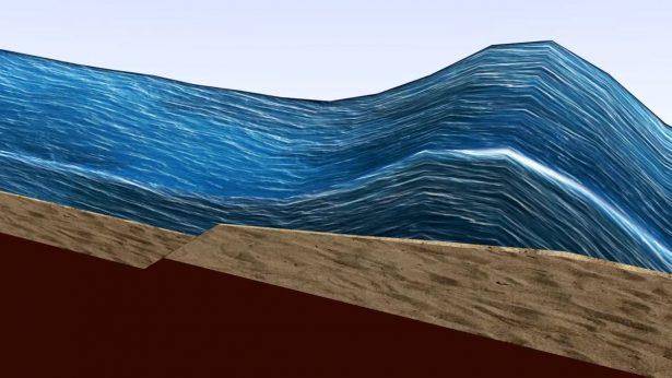 Por alerta de Tsunami en Chiapas piden evacuar zonas costeras