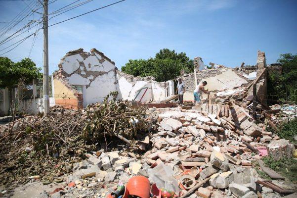 SAGARPA abre centro de acopio en SLP para afectados por sismo