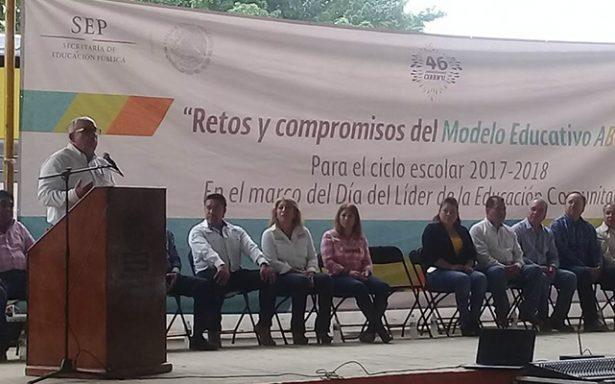 Premios CONAFE a los docentes y ex docentes