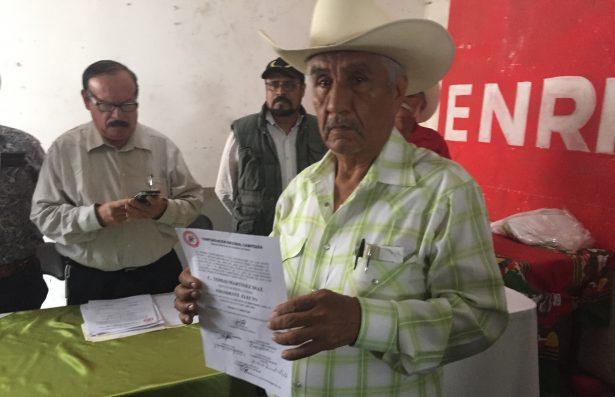 Tomás Martínez Díaz, nuevo Dirigente de la CNC en Rioverde