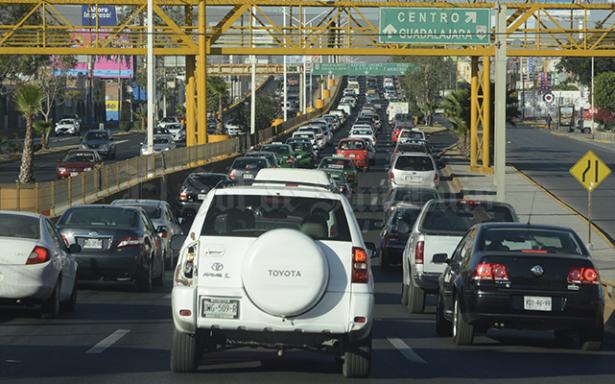 Retraso en obras del Río Santiago, paralizan la ciudad: MBG