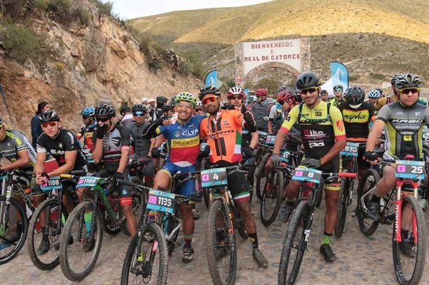 "México y Venezuela se adjudican el 2do. ""Wirikuta Bike 2017"""