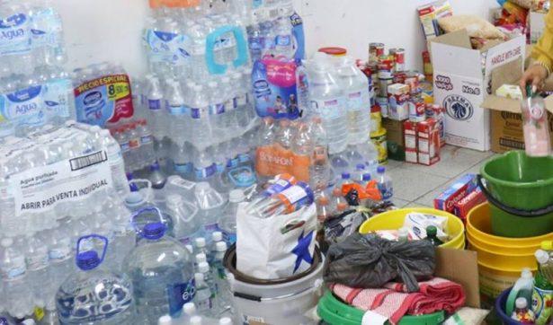 Continúa la solidaridad humanitaria para Oaxaca