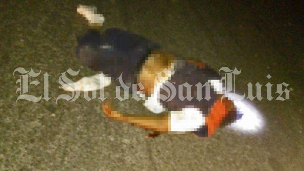 Muere un hombre arrollado por vehículo fantasma