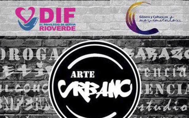 Convocan a la campaña  ARTE URBANO