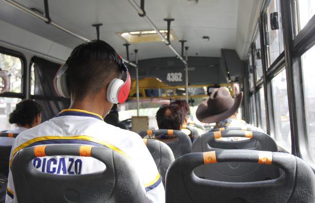 Realizaran operativo en transporte urbano durante temporada navideña