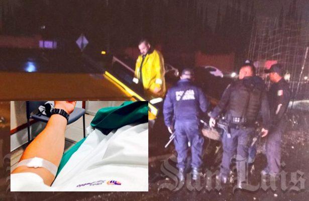 Evolucionan los accidentados del Cobach; todavía 10 hospitalizados