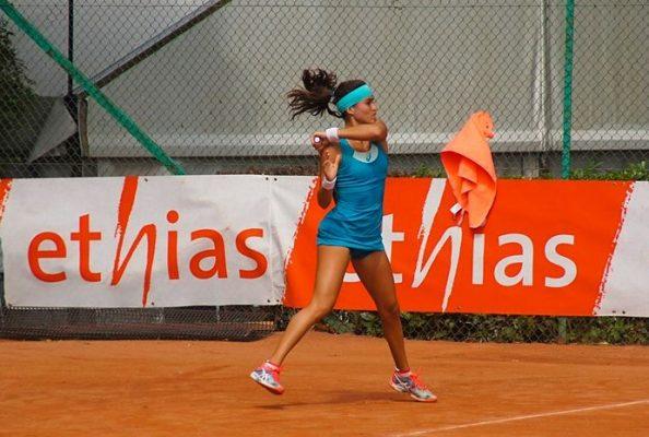 Ana Sofía Sánchez campeona de tenis en Holanda