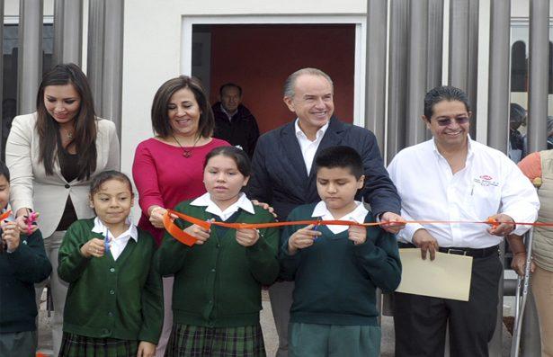 """JM Carreras entrega el centro """"Crecer para la Vida"""" del sistema DIF Estatal"""