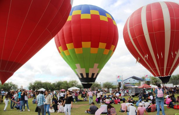 Festival del globo fortalece turismo