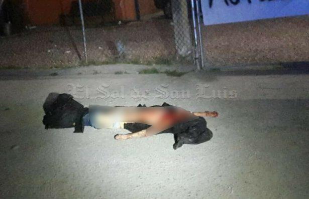 Arrojan cuerpo sin vida y con signos de tortura en Prados