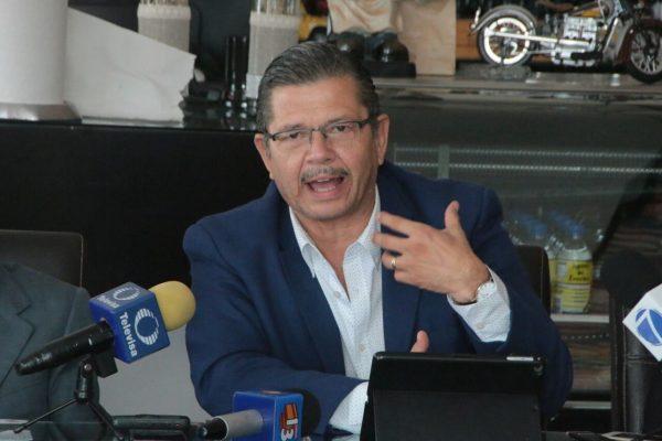 El PAN enfrenta una grave crisis interna, reconoce el senador Octavio Pedroza