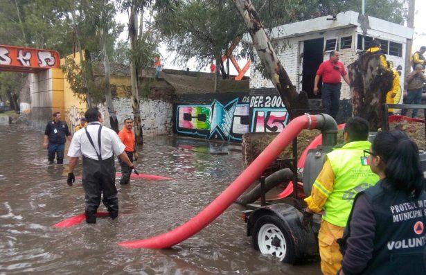 "Continuarán las lluvias por  tormenta tropical ""Katia"""